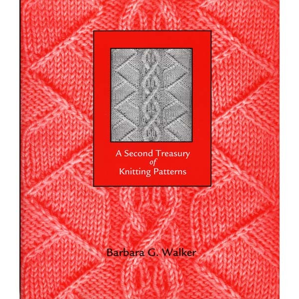 Knitting Stitch Patterns Book : Schoolhouse Press - Second Treasury of Knitting Patterns - Stitch Patterns - ...