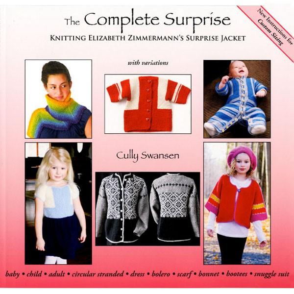 Schoolhouse Press Surprise Jacket Pattern Spp5 Patterns