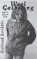 WG 71 Stylized Scribble