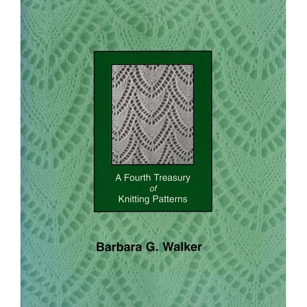 Fourth Treasury of Knitting Patterns