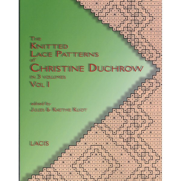 Knitted Lace Patterns of Christine Duchrow Vol. 1