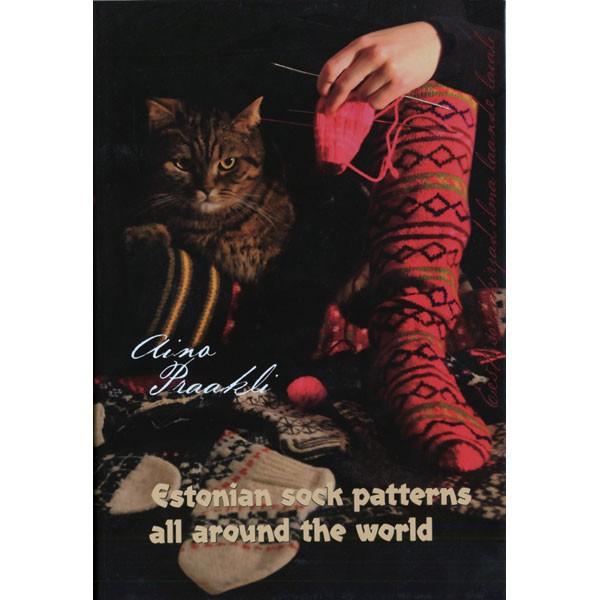 Estonian Sock Patterns All Around the World