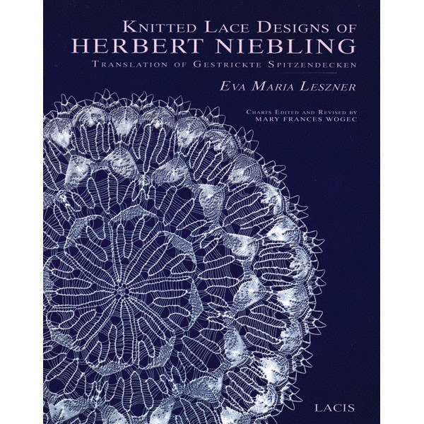 Knitted Lace Designs of Herbert Neibling
