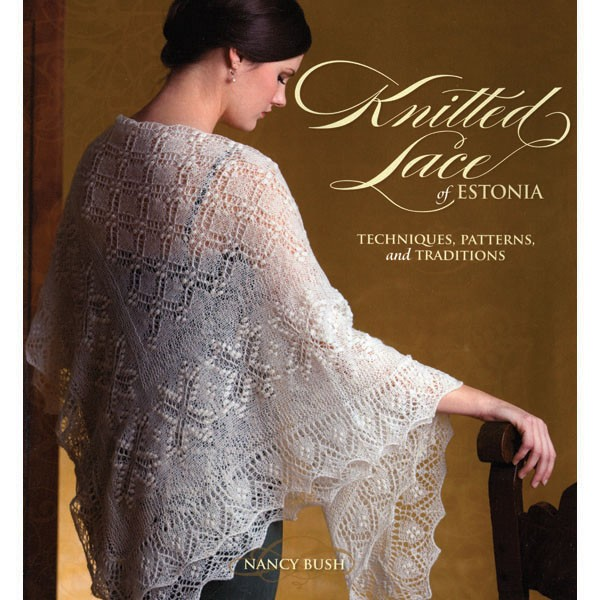 Schoolhouse Press - Knitted Lace of Estonia - Lace - Books