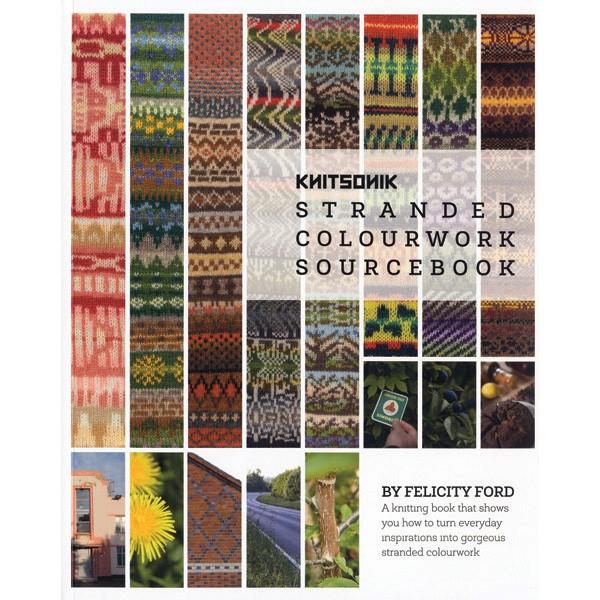 Knitsonik, Stranded Colourwork Sourcebook