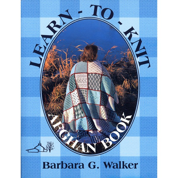 Learn to Knit Afghan Book