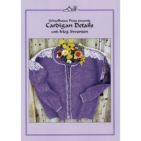 Cardigan Details DVD