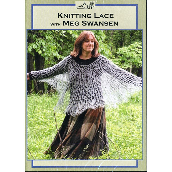 Schoolhouse Press - Knitting Lace DVD - Video