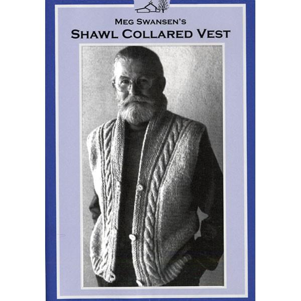 Shawl Collared Vest DVD