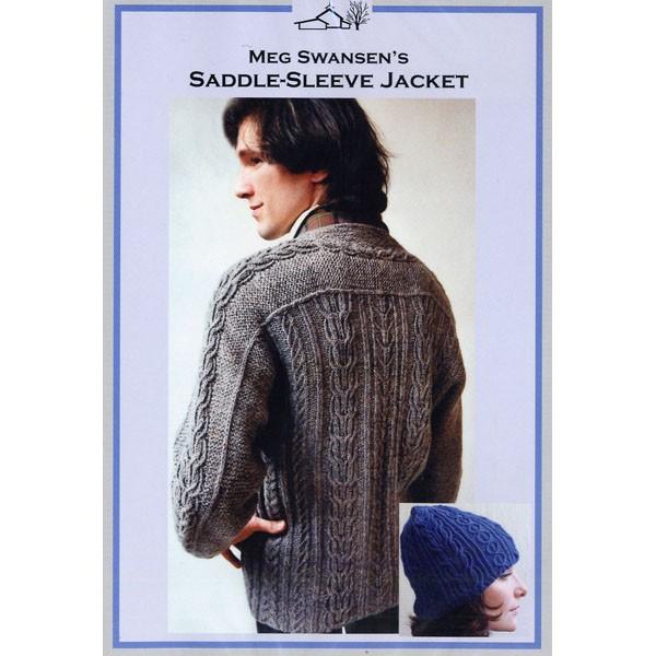 Saddle Sleeve Jacket/Cardigan DVD