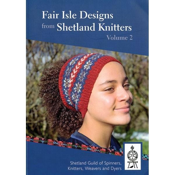 Fair Isle Designs from Shetland Knitters Vol. 2