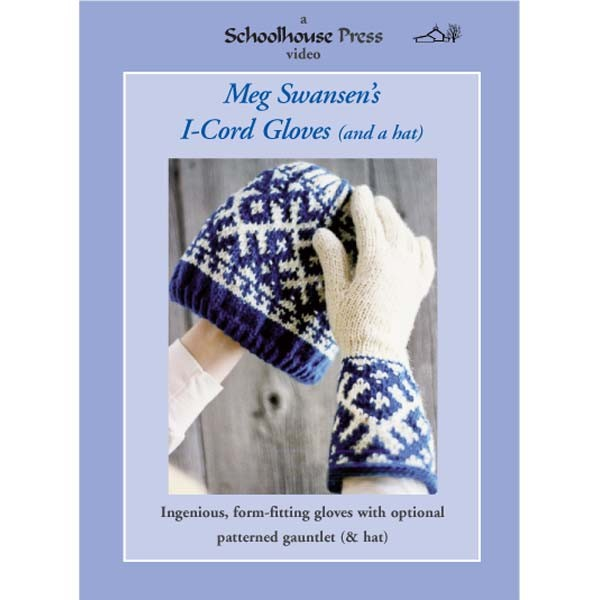 I-Cord Gloves (& Hat) Streaming Video