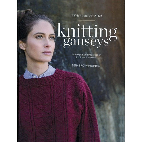 Knitting Ganseys-Hurt