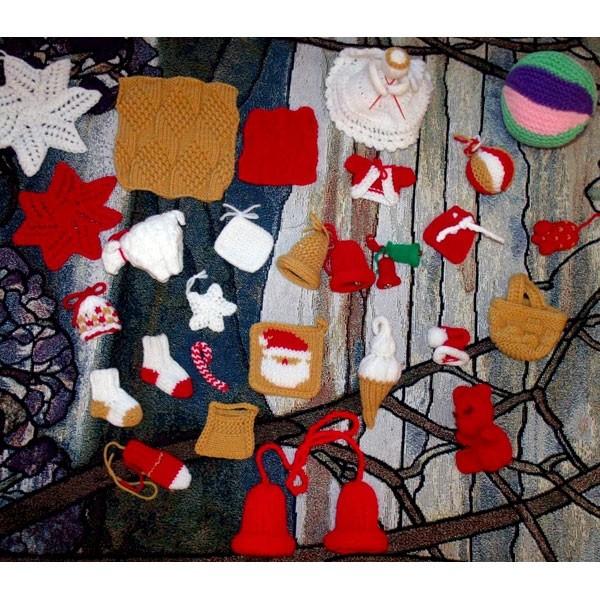 Ornamental Knitting