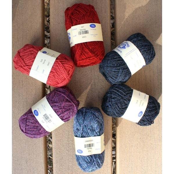 Wool Kit for Shetland Wool Week Hat 2020