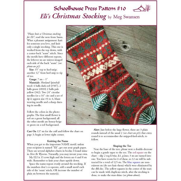 Christmas Stocking - SPP10