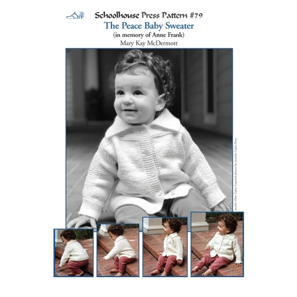 Peace Baby Sweater - SPP79