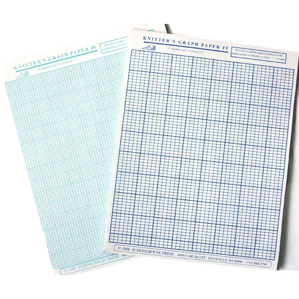 Knitter's Graph Paper