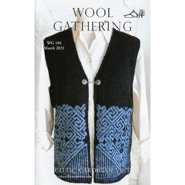 WG 104 Celtic Border Vest