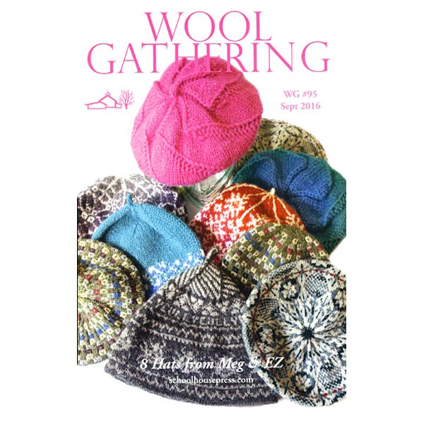 WG 95 8 Hats from Meg and EZ