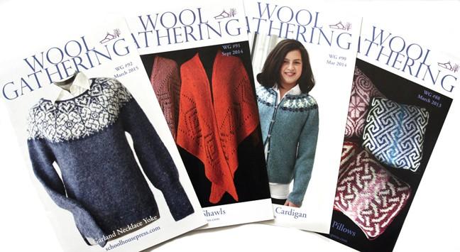 Wool Gathering Subscription - U.S.