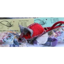 Felted Catnip Mouse Sewing Kit