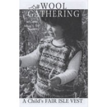 WG 66 Child's Fair Isle Vest