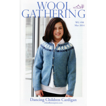 WG 90 Dancing Children Cardigan