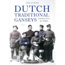 Dutch Traditional Ganseys, Sweaters from 40 Villages