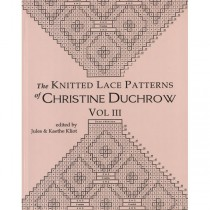 Knitted Lace Patterns of Christine Duchrow Vol. 3