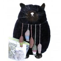 Catnip Mouse Knitting Kit
