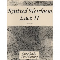 Knitted Heirloom Lace 2