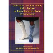 Designs for Knitting Kilt Hose & Knickerbocker Stockings