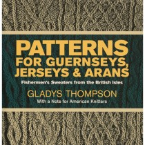 Patterns for Guernseys, Jerseys, Arans