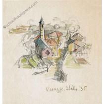 Canvas Print - Varagge Italy