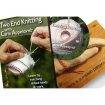 Two End Knitting with Carin Appelqvist
