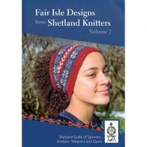 Fair Isle Designs from Shetland Knitters Vol. 2