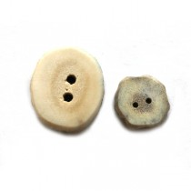 DEER HORN BUTTON - SMALL