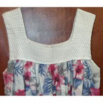 Knitted Sundress Yoke