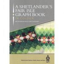 A Shetlander's Fair Isle Graph Book in Colour