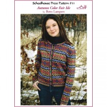 Autumn Color Fair Isle - SPP31