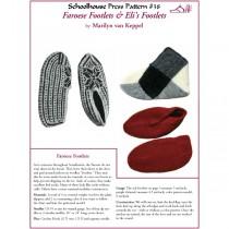 Faroese Footlets & Eli's Footlets - SPP38