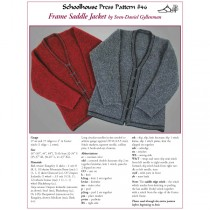 Frame Saddle Jacket - SPP46
