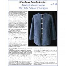 EZ's Shirt Yoke Pullover & Cardigan - SPP49