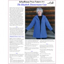 The Elizabeth Zimmermann Coat - SPP51