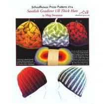 Swedish Gradient Ull Thick Hats - SPP 56