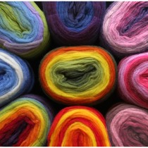 Swedish Gradient Dyed Thick Ull