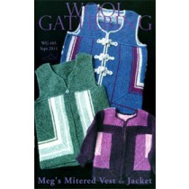 WG 85 Meg's Mitered Vest or Jacket