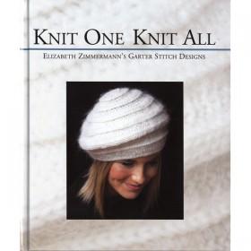 Knit One Knit All - Elizabeth Zimmermann's Garter Stitch Designs (Case of 18)