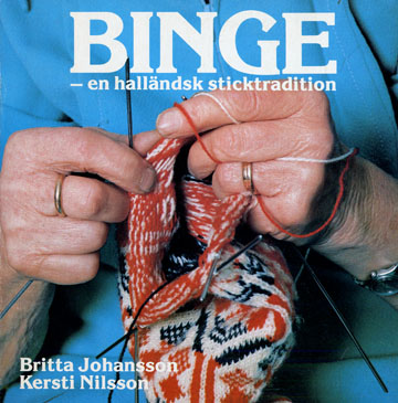 Swedish Book BINGE